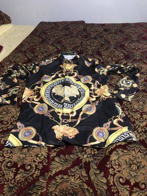 Versace long sleeve shirt, NEW for Sale in Adelphi, MD