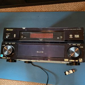PIONEER home 7.1 Channel stereo/amplifier for home speakers! Low Usage/high reviews/works great! for Sale in Oakland, CA