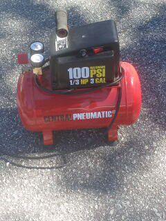 Air compressor brand new for Sale in Virginia Beach, VA