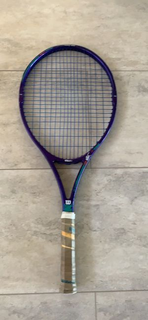 Wilson Tennis racket for Sale in Belmont, CA