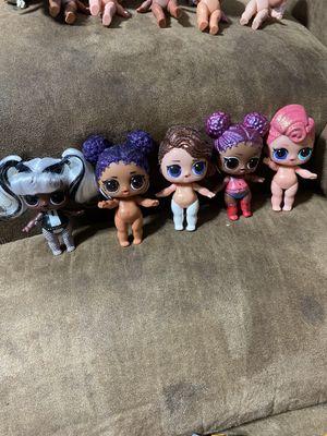 Lote lol doll 17 doll for Sale in Miami, FL