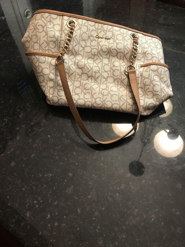 Calvin Klein purse!