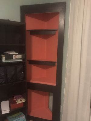 Corner Shelf Unit for Sale in Raleigh, NC