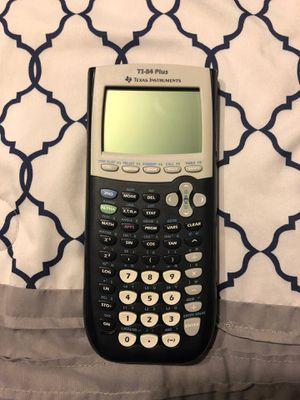 TI-84 Plus Calculator for Sale in College Station, TX