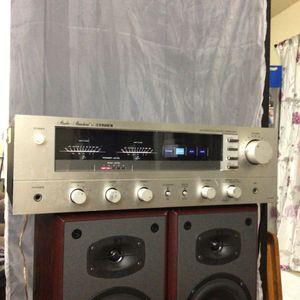 Studio-standard by Fisher Stereo Amplifier CA-660 for Sale in Lawndale, CA