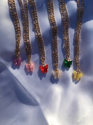 Butterfly Anklets for Sale in Montebello, CA