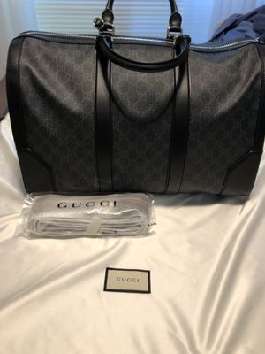 Gucci Supreme Duffle Bag for Sale in Owings Mills, MD