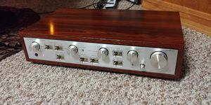Luxman C-120A Stereo Preamplifier Vintage for Sale in Sunnyside, WA