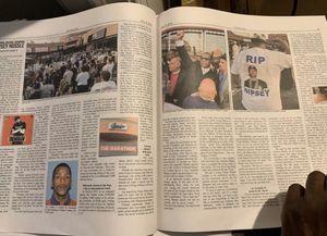 Nipsey Hussle final call newspaper for Sale in Washington, DC