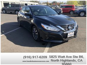 2017 Nissan Altima for Sale in North Highlands, CA