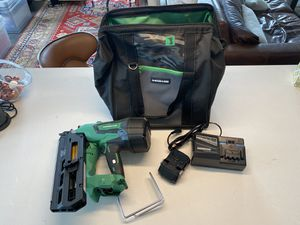 Metabo HPT Cordless Framing Nail Gun for Sale in McLean, VA