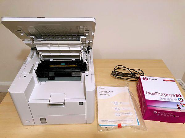 Canon imageCLASS D530 - 3 in 1 Monochrome, Laser Copier - $210 (Fairfax)