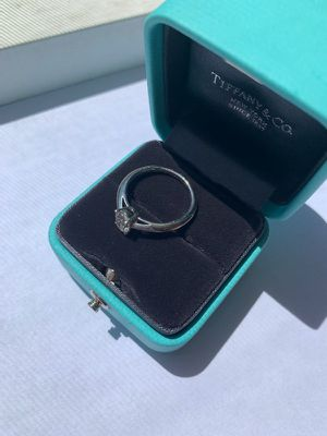 Tiffany & CO diamond ring for Sale in St. Petersburg, FL
