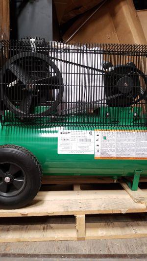 Brand new portable electric air compressor 120 v. 20 gallon for Sale in Chula Vista, CA
