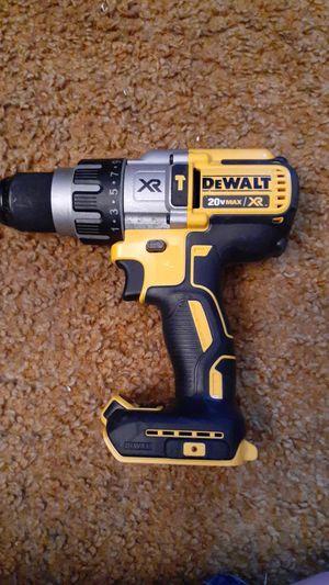 Dewalt XR 20V Hammer Drill for Sale in COCKYSVIL, MD