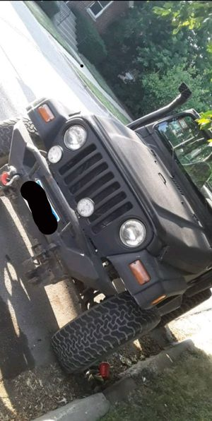 1999 JEEP WRANGLER 4L 5 SPEED MANUAL TRANSMISSION for Sale in Evanston, IL