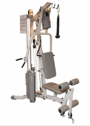 Hoist H210 Universal Gym With Attachments for Sale in Fairfield, CT