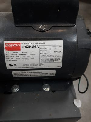 Dayton High Pressure Blower Assembly for Sale in Homestead, FL