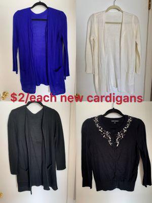 $2/each new cardigans for Sale in Orlando, FL
