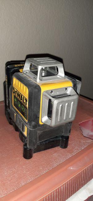 Laser dewalt 360 for Sale in North Las Vegas, NV