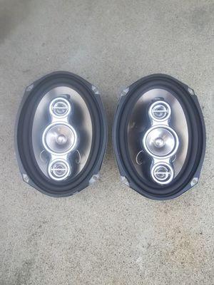 Performance Teknique Speakers 6x9 for Sale in Ontario, CA