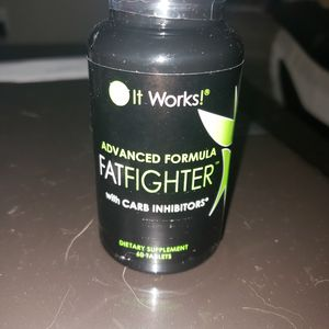It Works Fatfighter- carb inhibitor and fat burner for Sale in Phoenix, AZ