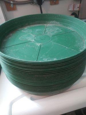 Hydrofarm Pot Saucers 16 inch for Sale in Miami, FL