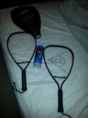 Tennis rackets & balls for Sale in Thomasville, NC