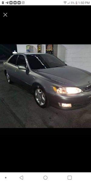 2000 lexus es 300 for Sale in Stafford, VA