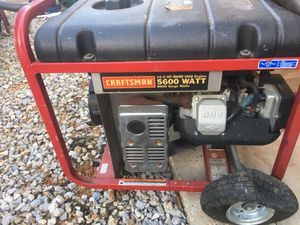 Generator for Sale in Picayune, MS