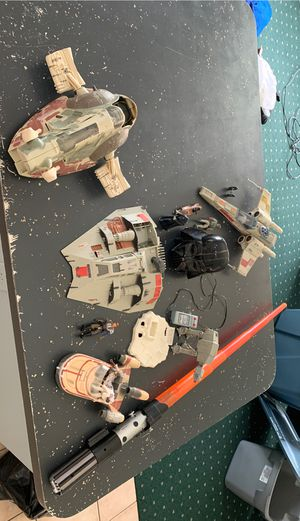 Star Wars Toys for Sale in Port St. Lucie, FL