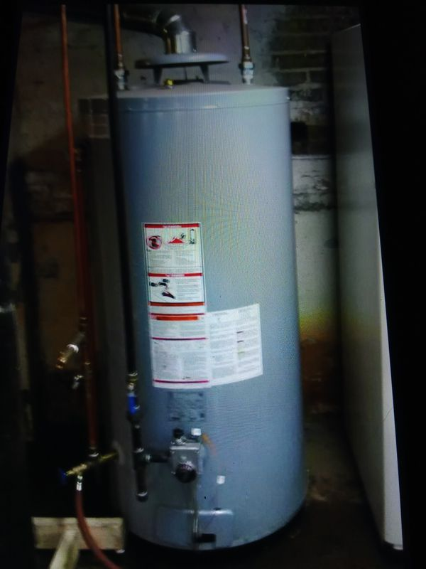 Hot water heaters available