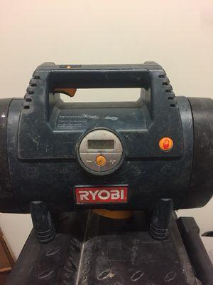 Ryobi 18v inflator for Sale in Atlanta, GA