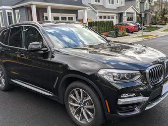 2019 BMW X3 Black for Sale in Redmond,  WA