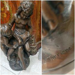 Bronze Statue Signature for Sale in Upland,  CA