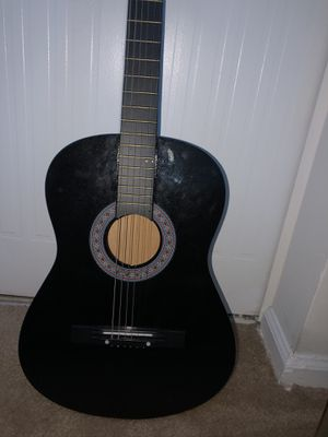 Acoustic guitar for Sale in Stone Mountain, GA