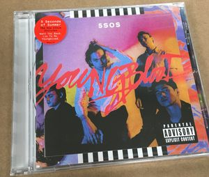 5 Seconds of Summer 5SOS Youngblood CD Brand New Sealed for Sale in Rancho Cucamonga, CA