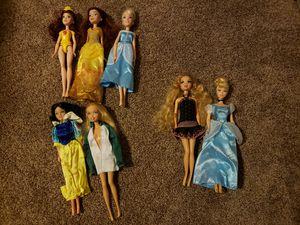 Disney and My Scene Barbie dolls for Sale in Sun City, AZ
