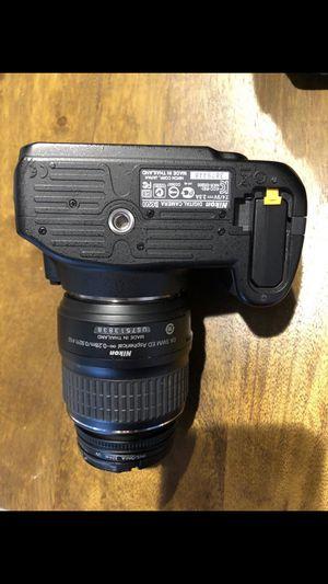Nikon Camera D3200 for Sale in Austin, TX