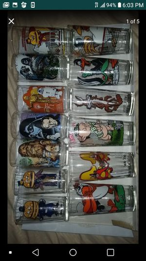 collectible glasses for Sale in Boston, MA