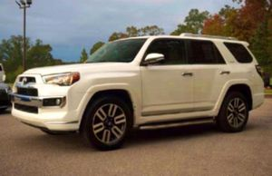4Runner 2O16 4dr Limited,Back up cam,Bluetooth for Sale in MN, US