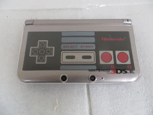 Nintendo 3DS XL Gray Retro NES Edition Handheld System for Sale in Atlanta, GA