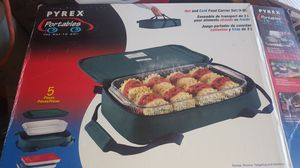 Pyrex cold/hot carrier for Sale in City of Industry, CA