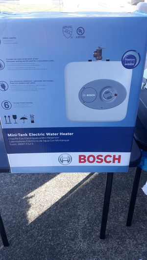 Mini electric hot water heater for Sale in Mount Holly, NC