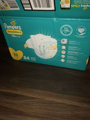 Newborn Diapers for Sale in Tacoma, WA
