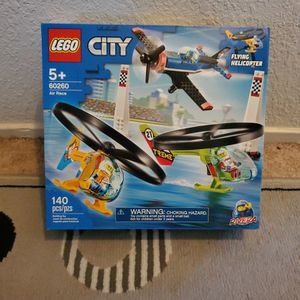 New Lego City Air Race Sey ($40 Value) for Sale in Ripon, CA