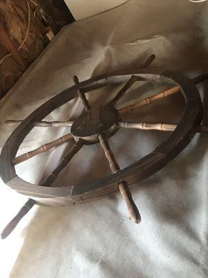 Boat wheel for Sale in Wichita, KS