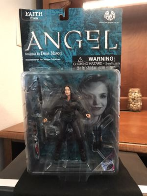 Faith from Angel action figure for Sale in Lincoln, MA