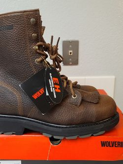 Brand New Wolverine Steel Toe Work Boots Size 10 for Sale in Riverside,  CA