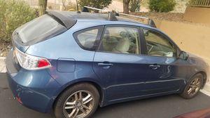 2008 Subaru Impteza wagon-5 speed. Clean title. 165k miles for Sale in Peoria, AZ